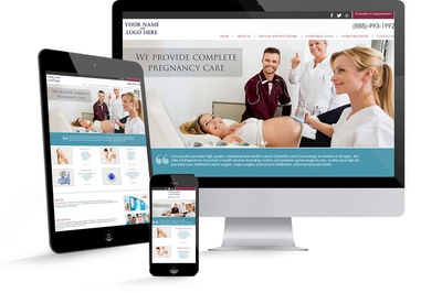 OBGYN Website Design